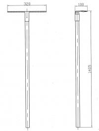 Грабли хозяйственные арт. 3.448